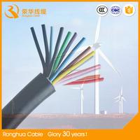 16 Cores 1mm2 2.5mm2 4mm2 Flexible PVC Control Cable