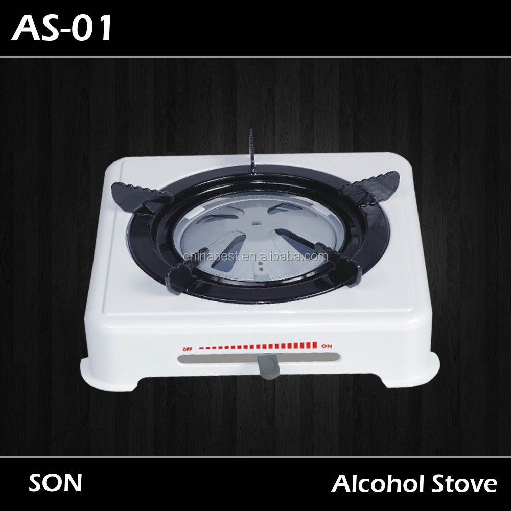 Chinabest Portable Alcohol Single Burner Gas Stove Price