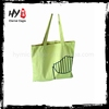 New design canvas shopping tote bag supplier