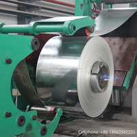 cold rolled hot dipped galvanized steel coiling