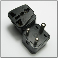 Wholesale south Africa universal philippines travel plug adapter ce