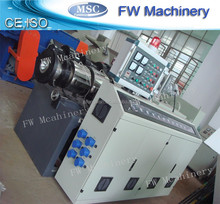 factory manufacturer twin-screw pvc pipe extruder/extruding unit