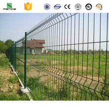 China supplier decorative garden wire fence Nylofor 3D fence for garden fence
