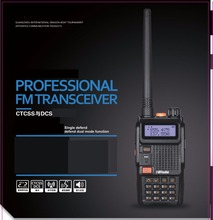 Dual Band Tour Guide Uhf Vhf Am Fm Two Way Radio