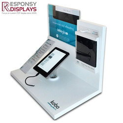 Shopping center Acrylic counter electronic book Display rack