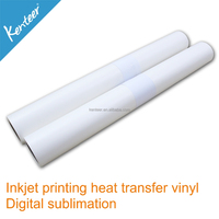 High Quality Dye Sublimation heat transfer paper rolls textile printing