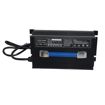 Green-Charger 58.8V 8A Lead-acid Battery Charger with Aluminum Case