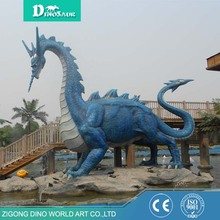 Water Park Decoration Dragon Statue For Sale
