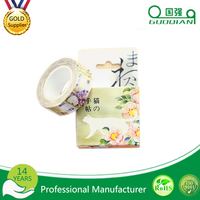 DIY ISO9001 Certified Similar Colourful PET Masking Tape