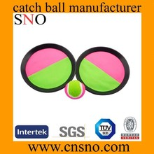 Sport toys catch ball velcro catch ball catch ball game for children