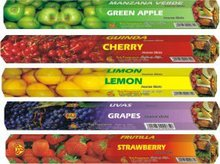 Fruit fragrance incense sticks