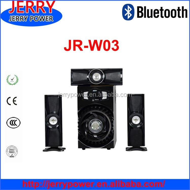 2017 Hi fi Factory price 3.1 home theater sound system with amplifier audio