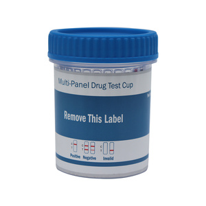 Disposable ce/fda multi drugs urine test 8 panel cup