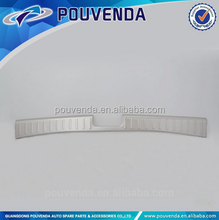 High Quality Stainless steel inside rear bumper footplate for 2013+ Hyundai Tucson inside rear bumper scuff plate