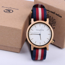Hot sale Factory Directly real wooden watches/2017 new style square watches/Fashion watches