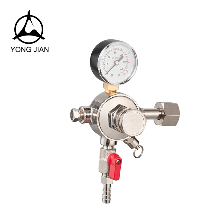 CO2-13J CO2 GAS REGULATOR,CO2 REGULATOR,beer regulator
