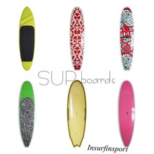 Water Sports Cheap Price Epoxy Surfing Board EPS Foam Stand Up Paddle Board
