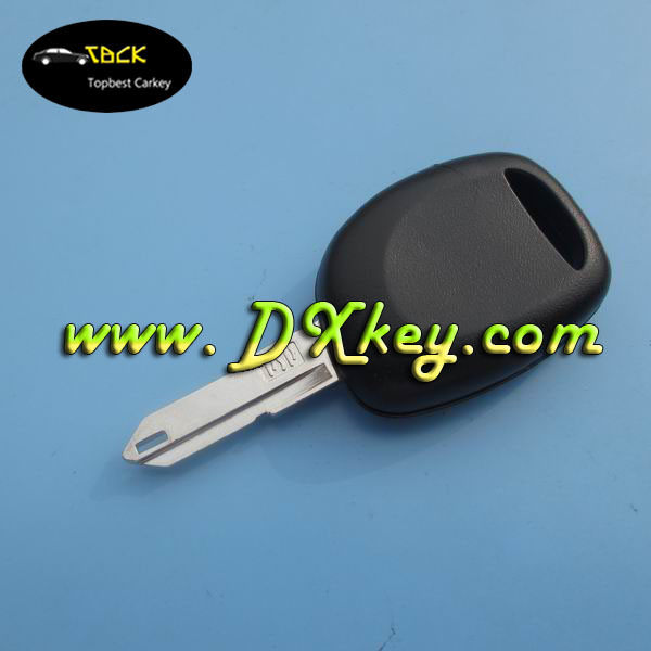 key transponder renault with 4D60 chip