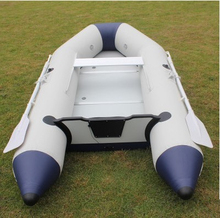2017 Hot Sale 0.9mm PVC Inflatable Sailing Luxury Yacht Boat with CE