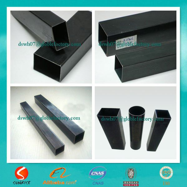 alibaba china supply small dimension black oil pipe/gas oil pipes bazhou manufacturer