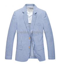 blazer mens casual suits plain weave fabric little shining men's jacket tailored male