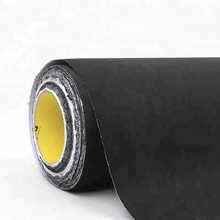 Factory supply! Self adhesive big pile fabric polyester for cars interior wraps hot product!