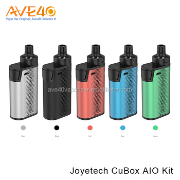 New Products Vapor Starter Kits Alibaba Express CuBox AIO Starter kit for Free Vape Mods
