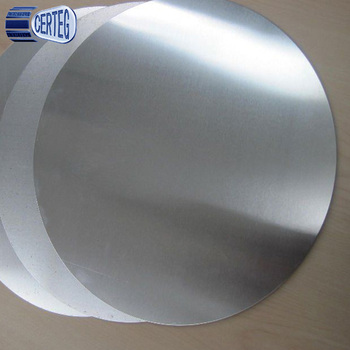 high quality 1060 aluminum round sheet factory price for cookware