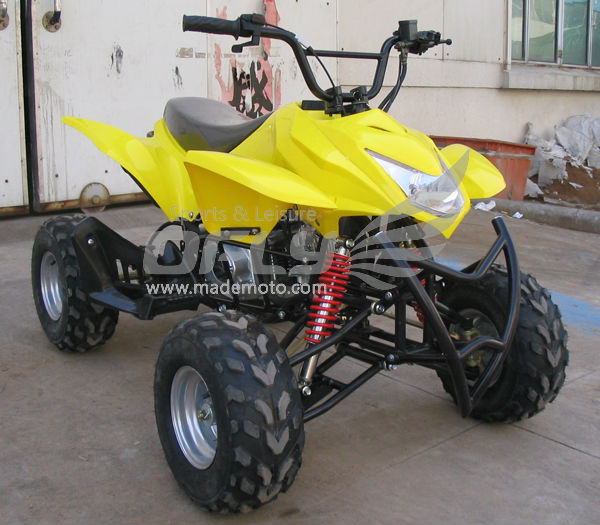 assembled stylish 50cc atv amphibie