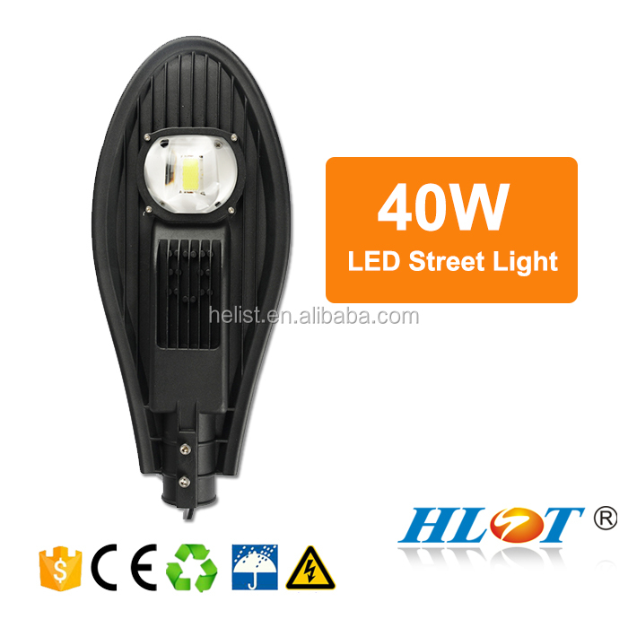 Manufacturer Hot Sale Ip65 Solar 40W Led Street Light For Highway