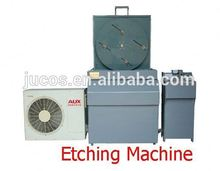 Photo chemical Etching Machine for zinc plate