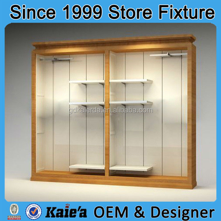 new arrival hot sale products retail clothing store wooden furniture