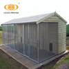 Alibaba China 2017 new hot dip galvanized cheap big dog kennel