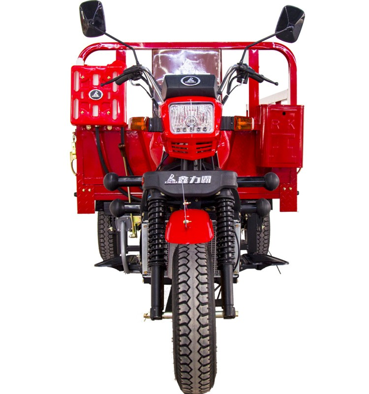 New design 200cc motor tricycle for cargo