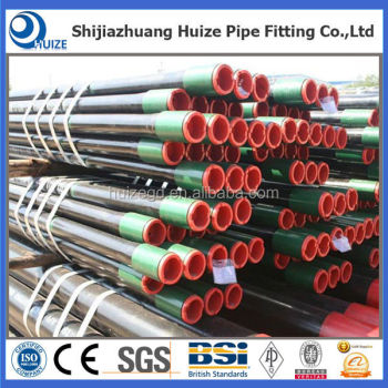 High Quality Black steel tube API 5L carbon seamless steel pipe