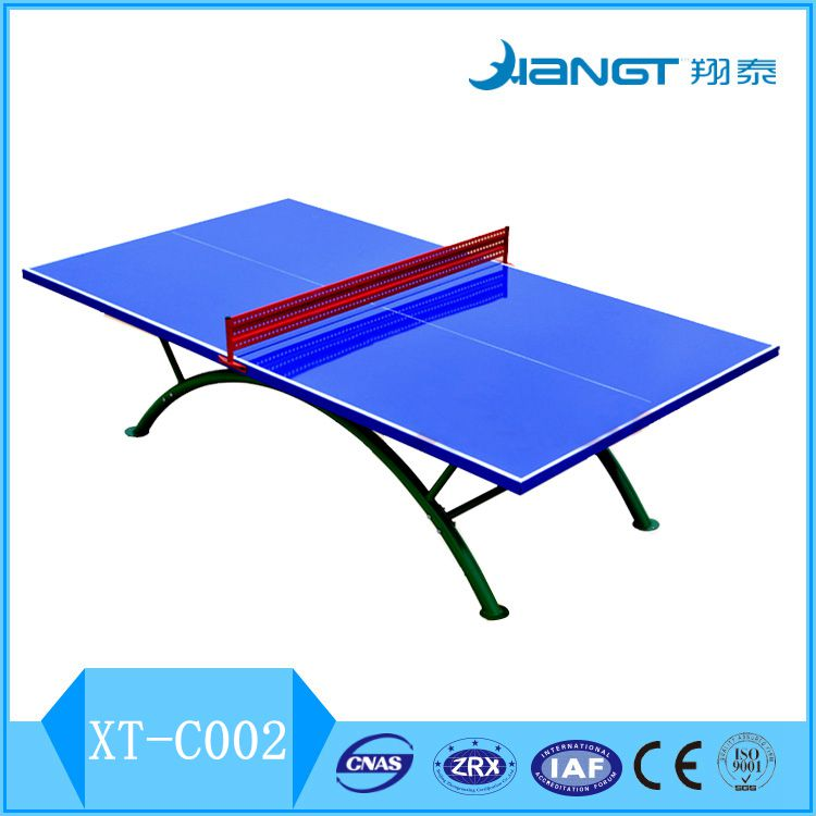 Gym Equipment Outdoor Fitness Equipment Outdoor waterproof foldable table tennis table