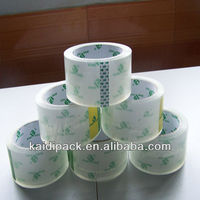 strong adhesion super clear adhesive tape