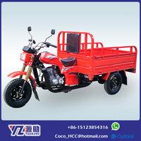 250CC Motorcycle Trike 3 Wheel Tricycle For Sale