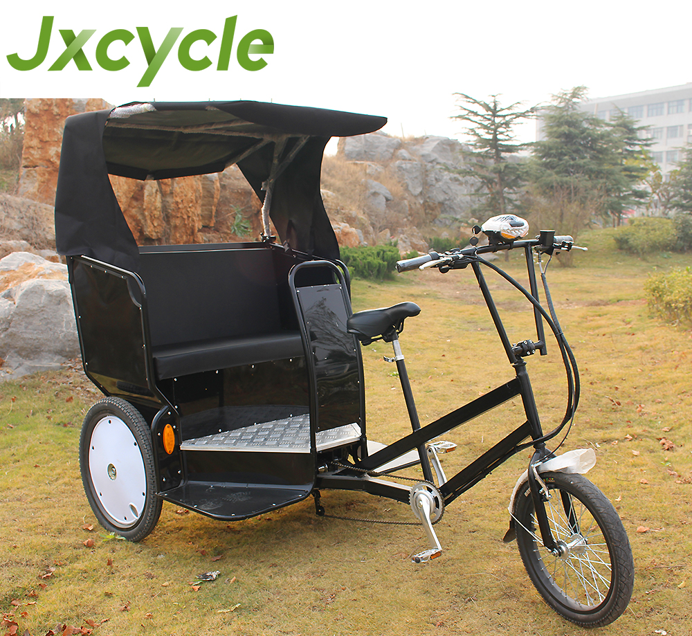 Adult Manual Pedicab Rickshaw