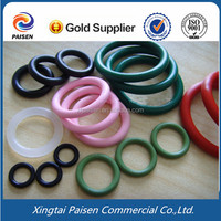 red/black/white 40/50/60/70 hardness FKM/VITON rubber seal o ring