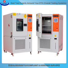 Electronic Power Temperature Humidity Test equipment Seed incubator and plant growth climate control chamber