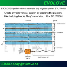 Vertical garden Auto Watering pot
