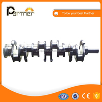 Customized crankshaft for Mercedes OM352 3520303402 3520307802 3520307402