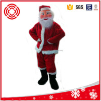 hot sale santa costume for adult