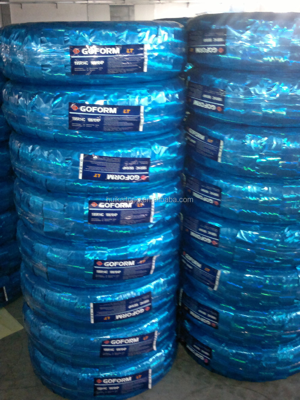 GOFORM china new winter snow tires LT650R16 LT700R16, View winter ...