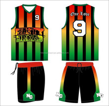 2015 latest short sleeve basketball jersey,jersey basketball design can be customized