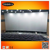2016 3D silver material / 3D cinema Projector Screen fabric for projection screen
