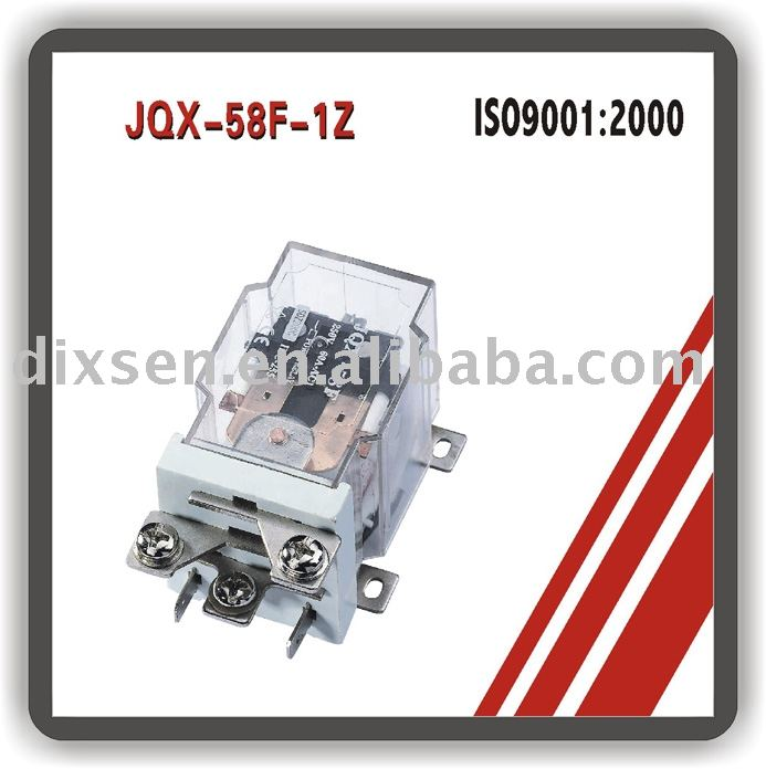 60A 1Z relay/power relay/JQX-58F-1Z