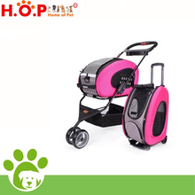 Rolling pet carrier backpack dog kennel buildings