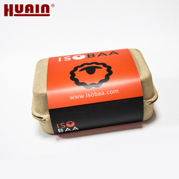 Molded Pulp Eco Friendly Packaging Box